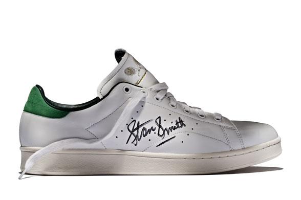1971 - ten model nazwano Stan Smith, na cześć tego słynnego tenisisty  nazwa