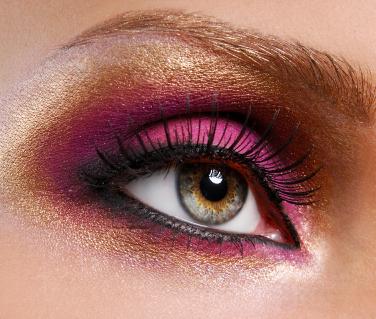 makijaż oko make-up