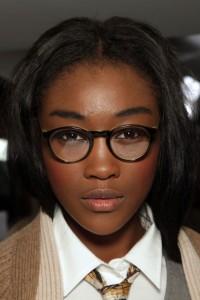 Okulary kujonki - kulisy Paul Smith